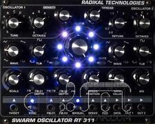 Radikal Technologies Swarm Oscillator : Eurorack : NEW : [DETROIT MODULAR]