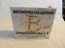 Beethoven Collection: Symphonies Nos. 1-9, Complete Recording (Box Set) (CD,...