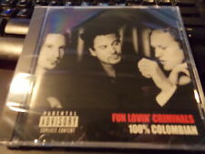 100% Colombian [PA] by Fun Lovin' Criminals (Album CD, Jan-1999, Virgin) Sealed