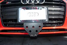 2013 - 2016 Audi S5 - Removable License Plate Bracket