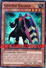Yu-Gi-Oh! Gardna Gagaga NUMH-IT021 SuperRara in ITA Fortissima Carta Zexal Nuova