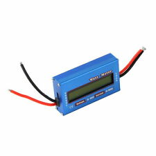 100A 60V DC RC Helicopter Airplane Battery Power Analyzer Watt Meter Balancer M