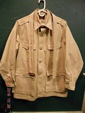 WILLIS & GEIGER ORIGINAL RED LABEL SAFARI JACKET BEAUTIFUL  Large