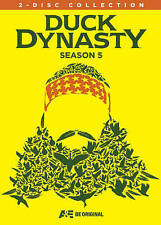 Duck Dynasty: Season 5 (DVD, 2014, 2-Disc Set) FREE SHIPPING