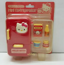 Sanrio Hello Kitty Mini Refrigerator Set  , h#1   ,