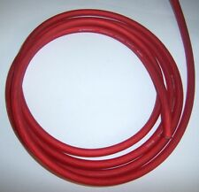 (3) Ft 8 AWG Ga Gauge Red Power Ground Wire Cable Car Audio Amp Installation New