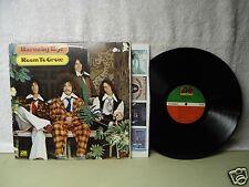 Barnaby Bye LP Room to Grow 1973 Very Clean Atlantic Orig!