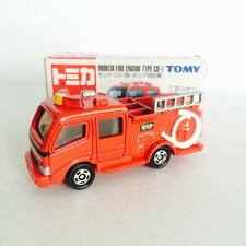 Tomy Tomica No.41 Morita Fire Engine Type CD-I - Hot Pick
