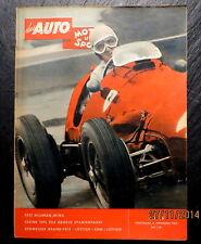 Das Auto AMS 18/53 Test Hillman-Minx,Ford Taunus 12 M m Extras,Stoßstange,GP Sch