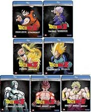 Dragon Ball Z: Dragonball Z Movies 1-15: Complete Collection (7-Disc, Blu-ray)
