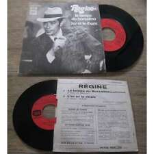 REGINE - Le Temps Du Borsalino French PS 7' OST Alain Delon