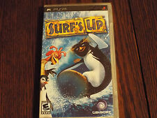 SURF'S UP  PSP Game Brand New Factory Sealed !
