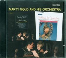 Marty Gold - Something Special For Movie Lovers/Suddenly It'S Springtime Cd Ex