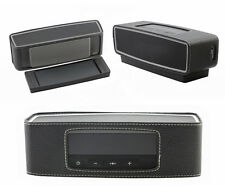 For Bo se Sound-link Mini 2 Bluetooth Speakers Leather Case Sleeve Cover Bumper
