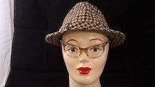 Vintage 1950's American Optical 5 1/2 cat eyed glasses