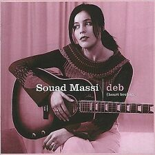 Souad Massi Deb (Heartbroken) CD