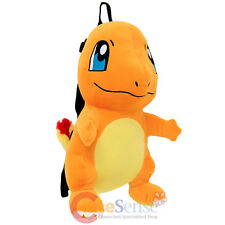 Pokemon Charmander Plush Doll Backpack 15in Costume Bag