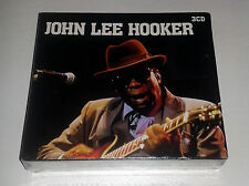 JOHN LEE HOOKER 3CD BOXSET SEALED NEW NEW NEW NEW NEW AND SEALED