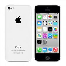 """Apple iPhone 5C -16 Go -Débloqué d'usine TéléPhone Smartphone Blanc GPS 4.0"""""""