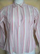 ANN TAYLOR Long Sleeve Button Down Shirt Women's Sz 6