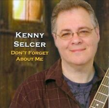 1 CENT CD Don't Forget About Me - Ken Selcer (Touch The Sky Music)
