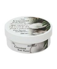 Derma V10 Coconut Body Butter 220ml
