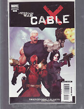 X-FORCE/CABLE MESSIAH WAR VARIANT DEADPOOL COVER UNREAD/BAGGED AND BOARDED