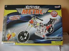 Kustom Kit in metallo modellismo dall'Uragano per età 8 anni Plus Nuovo