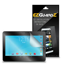 2X EZguardz Screen Protector Cover HD 2X For Mach Speed Trio Stealth G4x 10.1""