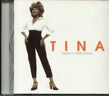 Tina Turner - Twenty Four Seven - CD NEW 11Tracks 1999