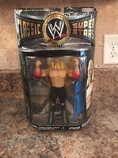 WWE CLASSICS JIMMY VALIANT FIGURE LJN WCW WWF HASBRO MATTEL JAKKS
