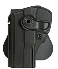 Z1200L IMI Defense Black Left Hand Roto Holster for Taurus 24/7 G2 FS & Compact