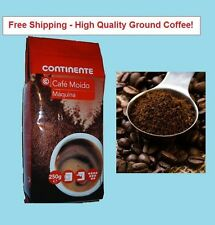 Black Ground Roasted Coffee 8.8oz 250g.From Portugal!