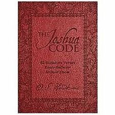 The Joshua Code : 52 Scripture Verses Every Believer Should Know by O. S....