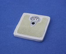Miniature Dollhouse Bathroom Scale 1:12 Scale New