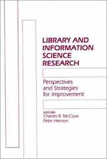 Library and Information Science Research: Perspectives and Strategies for Improv