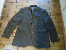 POLO BY RALPH LAUREN JACKET BLAZER MADE IN ITALY VIRGIN WOOL LINEN 42 R PRISTINE