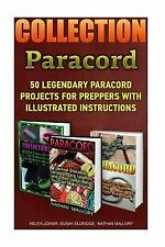 Hunting, Fishing, Prepping and Foraging: Paracord Book Collection: 50...
