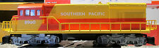Lionel LTD Edition Series - Southern Pacific U36C 6-8960 and 6-8961