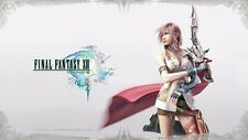 POSTER FINAL FANTASY 13 XIII LIGHTING SNOW VERSUS #28