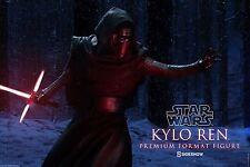Kylo Ren Premium Format Sideshow Collectibles