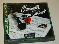 lot coffret 3 CD clarinette de velours 59 TITRES jazz ACKER BILK