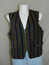 MOSCHINO JEANS WOMAN VEST GILET JACKET  DONNA GIACCA 48 ITALY L2833