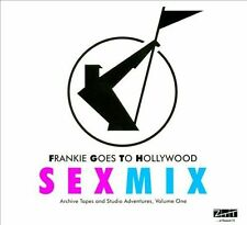 Sex Mix [Digipak] by Frankie Goes to Hollywood (CD, Jan-2012, 2 Discs, Salvo)