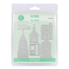 First Edition Buildings Papercraft Cutting Die Set FEDIE064
