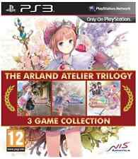 The Arland Atelier Trilogy (PS3)