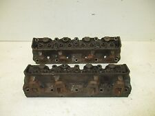 68 1968 FORD MERCURY CAR PICKUP TRUCK 390 ENGINE MOTOR CYLINDER HEADS C8AE-H