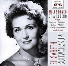 Elisabeth Schwarzkopf - Milestones of a Legend (2017) 10CD Box  NEW  *3rd March*