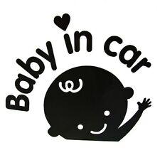 Autocollant stiker Bébé à bord (Baby in car)  réf stiker 1100