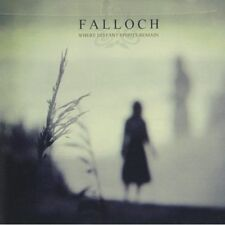 FALLOCH-WHERE DISTANT SPIRITS REMAIN-CD-shoegaze-post-black-alcest-post-rock